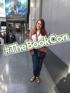 bookcon sign